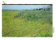 Aransas Nwr Coastal Grasses Carry-all Pouch