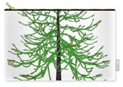 Araucaria Prehistoric Tree Carry-all Pouch