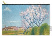 Arbes En Fleurs A L'entree De Cailhavel Carry-all Pouch