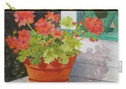 Arbor Gallery Steps Carry-all Pouch by Mary Ellen Mueller Legault