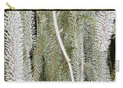 Arboretum Hoar Frost 2 Carry-all Pouch