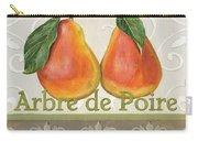 Arbre De Poire Carry-all Pouch