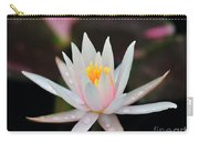 Arc-en-ciel Water Lily Carry-all Pouch