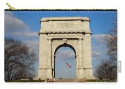 Arch At Valley Forge Carry-all Pouch