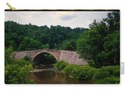Arch Bridge Across Casselman River Carry-all Pouch
