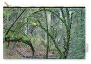 Arch  Bridge Through Trees Carry-all Pouch