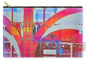 Arch Five  - Architecture Of New York City Carry-all Pouch