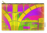 Arch Four - Architecture Of New York City Carry-all Pouch