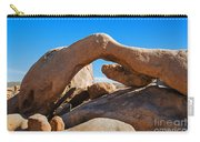 Arch Rock - Joshua Tree National Park  Carry-all Pouch