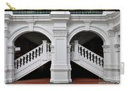 Arch Staircase Balustrade And Columns Carry-all Pouch