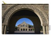 Arch To Memorial Church Stanford California Carry-all Pouch