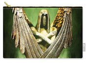 Archangel Azrael Carry-all Pouch by Bill Tiepelman