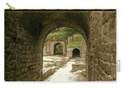 Arched Entrance To Fiesole Theatre Carry-all Pouch