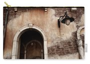 Arched Passage In Old Rustic Venetian House Carry-all Pouch