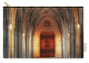Arches At Duke Chapel Carry-all Pouch