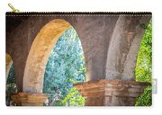 Arches At Mission San Juan Capistrano Carry-all Pouch