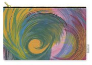 Arches  Swirls Carry-all Pouch