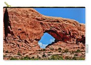 Arches National Park Painting Carry-all Pouch
