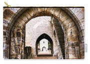 Arches Of Valentre Bridge In Cahors France Carry-all Pouch