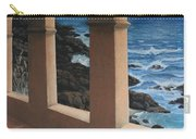 Arches Over The Ocean Carry-all Pouch