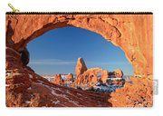 Arches Sandstone Frame Carry-all Pouch
