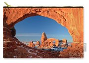 Arches Window Frame Carry-all Pouch
