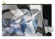 Architectural Abstract Carry-all Pouch