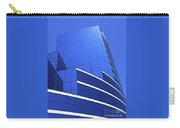 Architectural Blues Carry-all Pouch