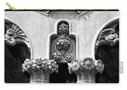 Architectural Detail - Barcelona - Spain Carry-all Pouch