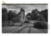 Architectural Treasure Bw Carry-all Pouch