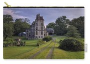 Architectural Treasure Carry-all Pouch by Susan Candelario