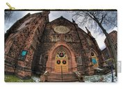 Architecture And Places In The Q.c. Series 01 Trinity Episcopal Church Carry-all Pouch