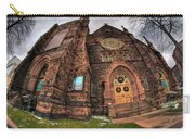 Architecture And Places In The Q.c. Series 03 Trinity Episcopal Church Carry-all Pouch