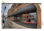 Architecture And Places In The Q.c. Series Bacchus Restaurant Carry-all Pouch
