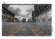 Architecture And Places In The Q.c. Series Delaware And Chippewa Carry-all Pouch