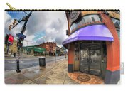 Architecture And Places In The Q.c. Series Spot Carry-all Pouch