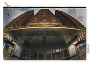 Architecture And Places In The Q.c. Series The Statler Towers Carry-all Pouch