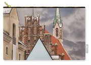 Architecture In Riga Latvia Carry-all Pouch