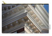 Architecture In The Morgan County Court House Carry-all Pouch