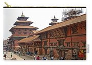 Architecture Of Patan Durbar Square In Lalitpur-nepal Carry-all Pouch