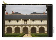 Archview To The Courtyard - France Carry-all Pouch