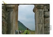 Archway In Ephesus-turkey Carry-all Pouch