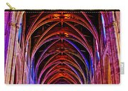 Archway In Grace Cathedral In San Francisco-california Carry-all Pouch