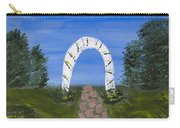 Archway Carry-all Pouch by Melissa Dawn