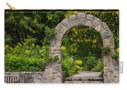 Archway To The Secret Garden Carry-all Pouch