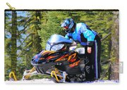 Arctic Cat Snowmobile Carry-all Pouch
