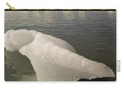 Arctic Ice Floe Carry-all Pouch