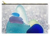 Arctic Peaks Carry-all Pouch by Barbara McMahon