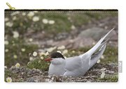 Arctic Tern In Its Nest Carry-all Pouch