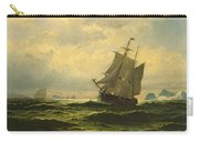 Arctic Whalers Homeward Bound Carry-all Pouch